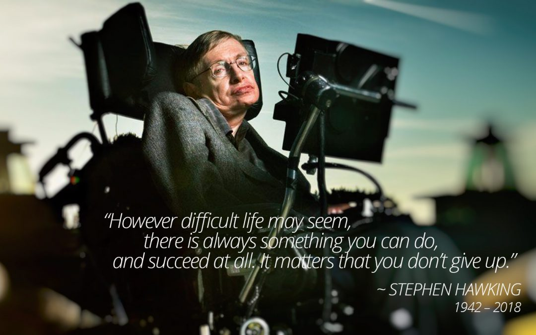 Stephen Hawking – A Science Legend