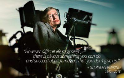 Stephen Hawking – A Science Legend